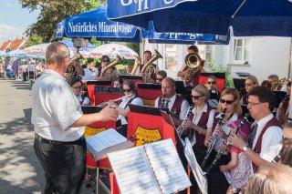 30. Schindelesdorffest des Musikvereins Börtlingen am 16.06.2013