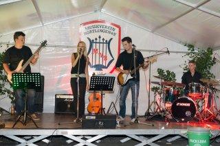 RightWay beim 18. Kuttlafest des MV Börtlingen