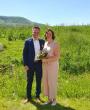 Herzliche Glückwünsche zur Hochzeit!