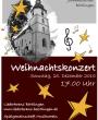 Adventskonzert des Liederkranzes Börtlingen 2015