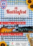 18. Kuttlafest des MV Börtlingen am 7. und 8. September 2013