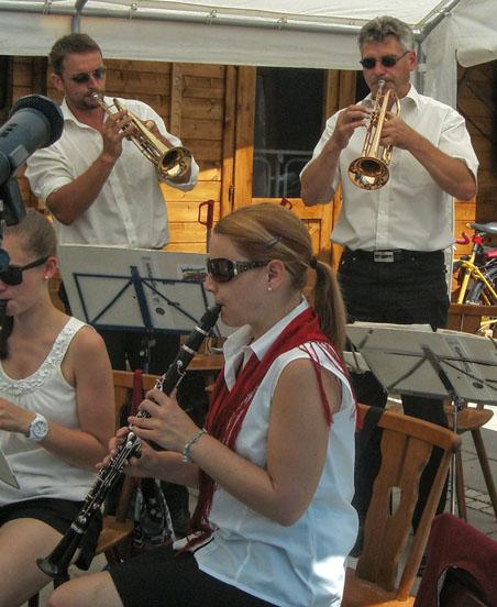MV Börtlingen – Sommerfest Rechberghausen – 21.07.2013