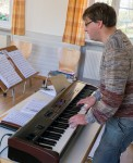 """Probenwochenende MVB in Aalen vom 7. bis 9. November 2014 für Konzert """"Chapel - A new beginning"""""""