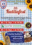 20. Kuttlafest des Musikvereins Börtlingen am 12. und 13. Sept. 2015