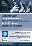 LBO-Konzert Donzdorf 24.04.2016