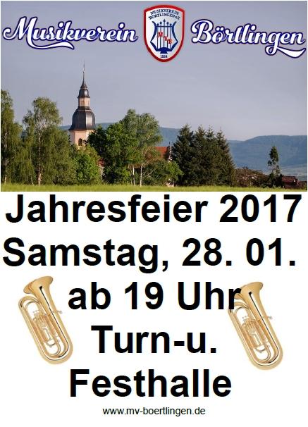 Jahresfeier 2017